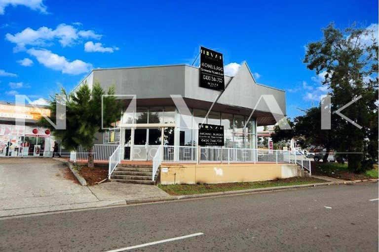 LEASED BY MICHAEL BURGIO 0430 344 700, Shops 6 a-/40 Ben Lomond Road Minto NSW 2566 - Image 1
