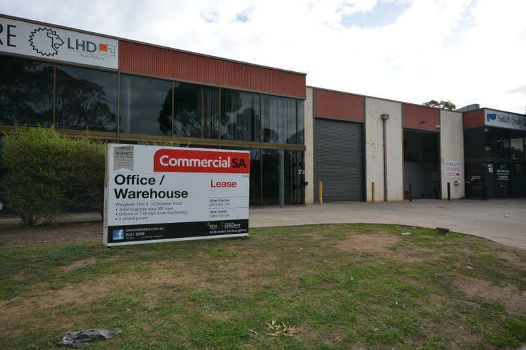 Unit 2, 15 Dunstan Road Wingfield SA 5013 - Image 1