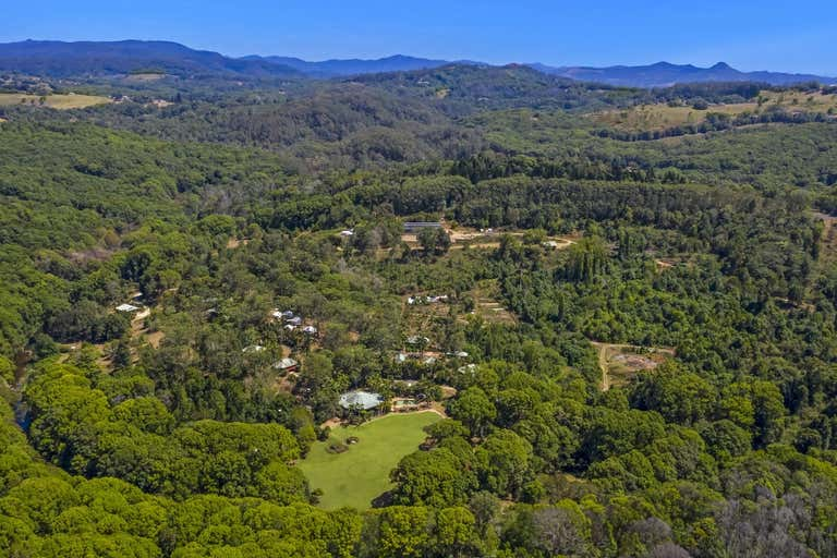 Exclusive 66-acre Retreat, 139 Newes Road Coorabell NSW 2479 - Image 1