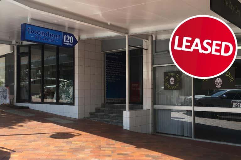 Shop 4, 120 Goondoon Street Gladstone Central QLD 4680 - Image 1