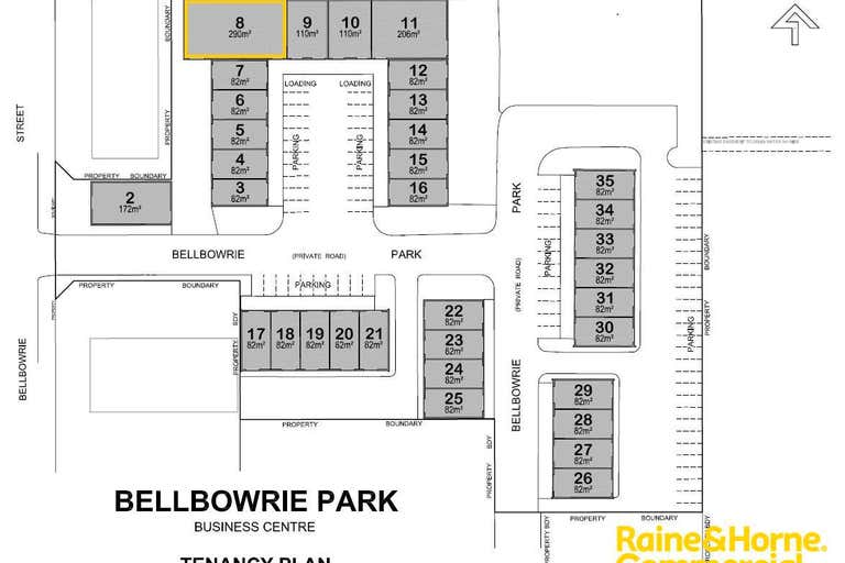 (L) Unit 8, 10 Bellbowrie Street, Bellbowrie Business Park Port Macquarie NSW 2444 - Image 3