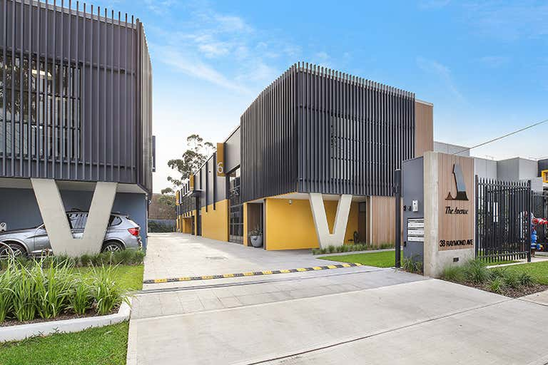 The Avenue, Unit 3, 38 Raymond Avenue Banksmeadow NSW 2019 - Image 1