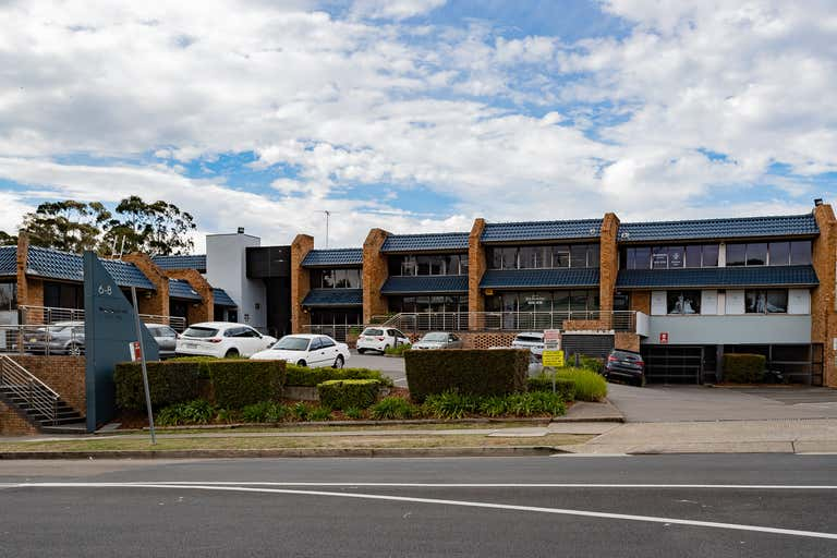 Leased - 13, 6-8 Old Castle Hill Road Castle Hill NSW 2154 - Image 1