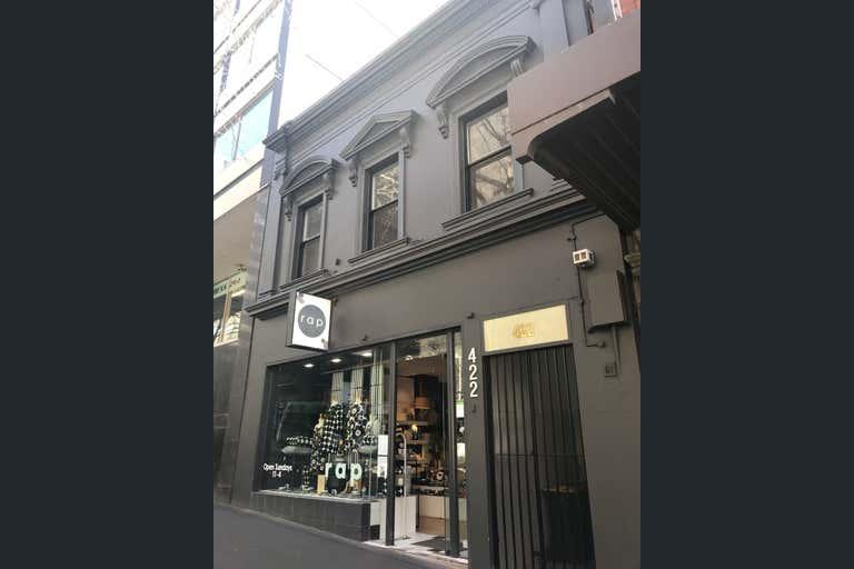 Level 1, 422-424 Bourke Street Melbourne VIC 3000 - Image 1
