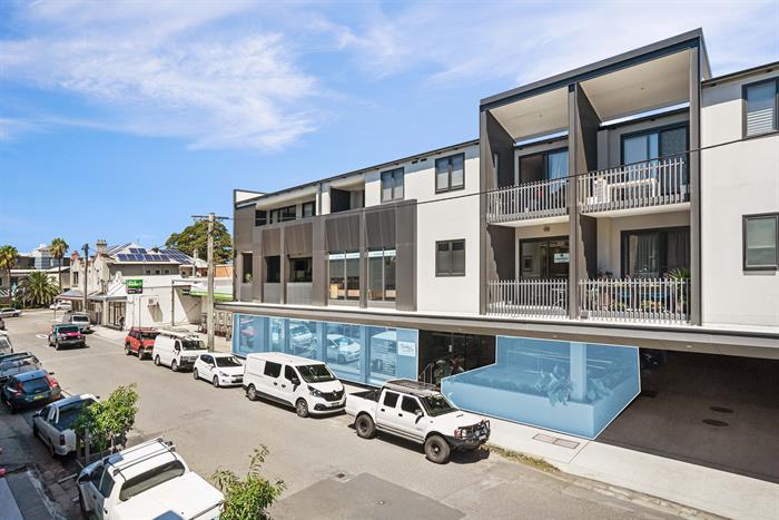 Suite 3, 18 Throsby Street Wickham NSW 2293 - Image 1