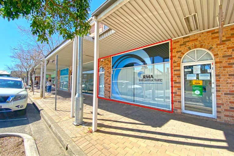 Shop 6, 2 - 6 Castlereagh Street Penrith NSW 2750 - Image 1