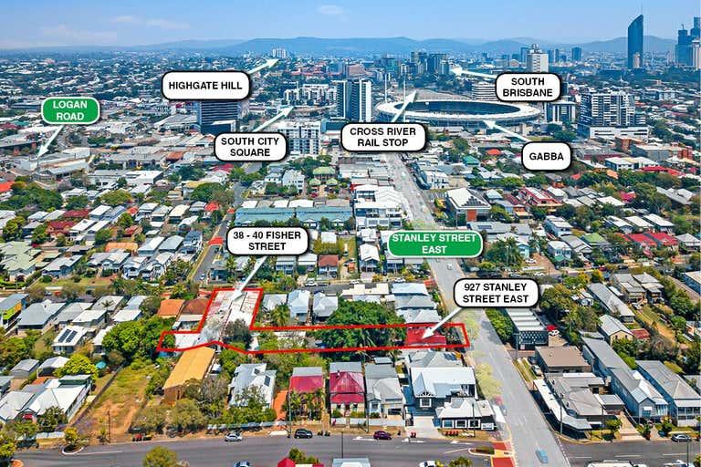 38-40 Fisher Street & 927 Stanley Street East East Brisbane QLD 4169 - Image 1