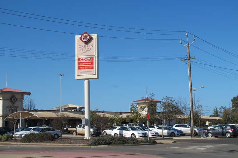 Griffin Plaza, Suite 1B, Suite 1B Crossing St & Yambil St Griffith NSW 2680 - Image 2