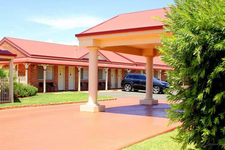 Roma Midtown Motor Inn, Midtown Motor Inn, 41-43 Hawthorne Street Roma QLD 4455 - Image 2