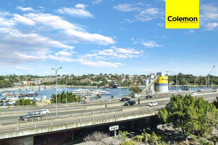 LEASED BY COLEMON PROPERTY GROUP, 405/55 Miller St Pyrmont NSW 2009 - Image 4