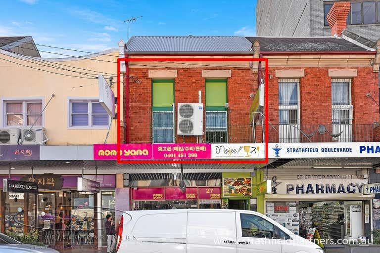 Level 1, 27 The Boulevarde Strathfield NSW 2135 - Image 1