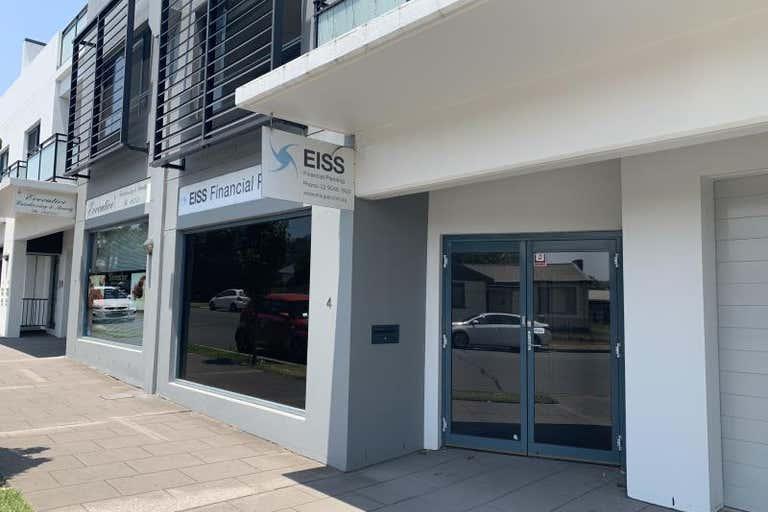 Ground  Suite 4, 41 Charles Street Warners Bay NSW 2282 - Image 1