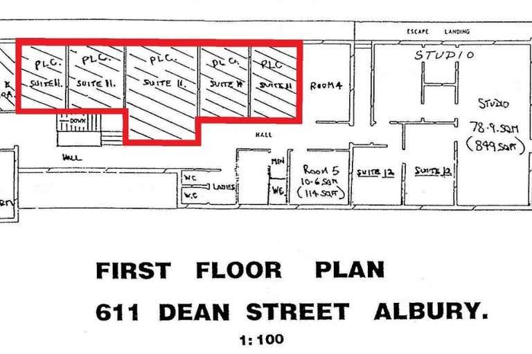 11/611 Dean Street Albury NSW 2640 - Image 2