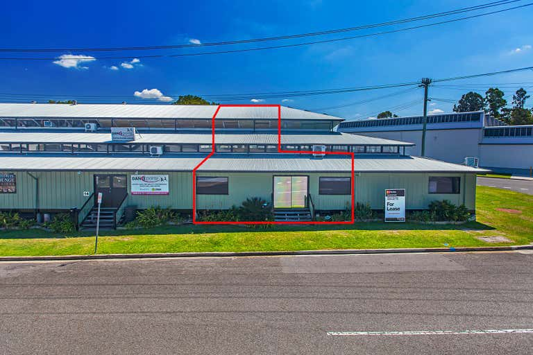 Front office& Rear W'House, 14A/18 Chrome Street Salisbury QLD 4107 - Image 1
