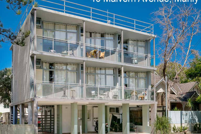 LEASED BY MICHAEL BURGIO 0430 344 700, 19 Pacific Street Manly NSW 2095 - Image 2
