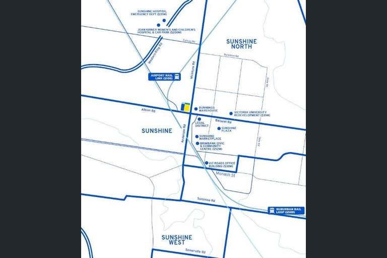 Sunshine Square, 484 Ballarat Road Sunshine VIC 3020 - Image 4