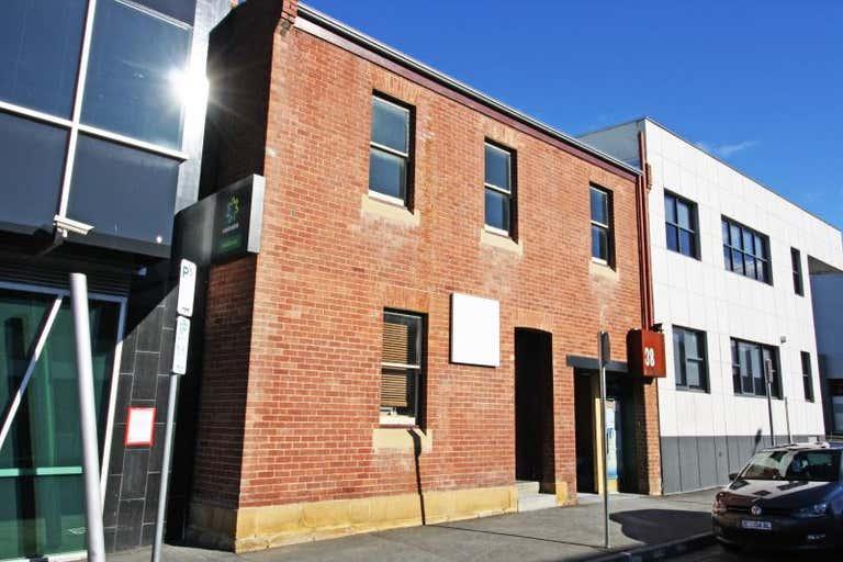 Ground  Suite 1, 38 Barrack Street Hobart TAS 7000 - Image 1