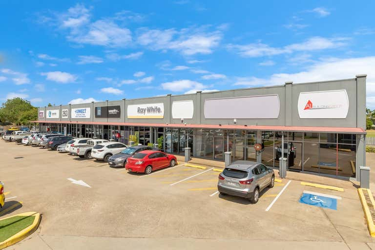 Shop K, 263 Charters Towers Road Mysterton QLD 4812 - Image 1
