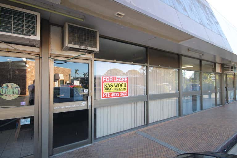 Mackie Court, Shop 8, 42 GLADSTONE ROAD Allenstown QLD 4700 - Image 1