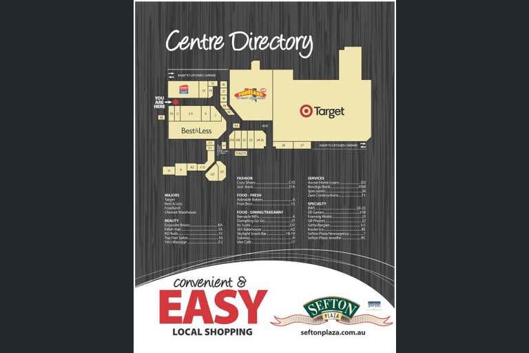Sefton Plaza Shopping Centre, Shop D1, 225-239 Main North Road Sefton Park SA 5083 - Image 4