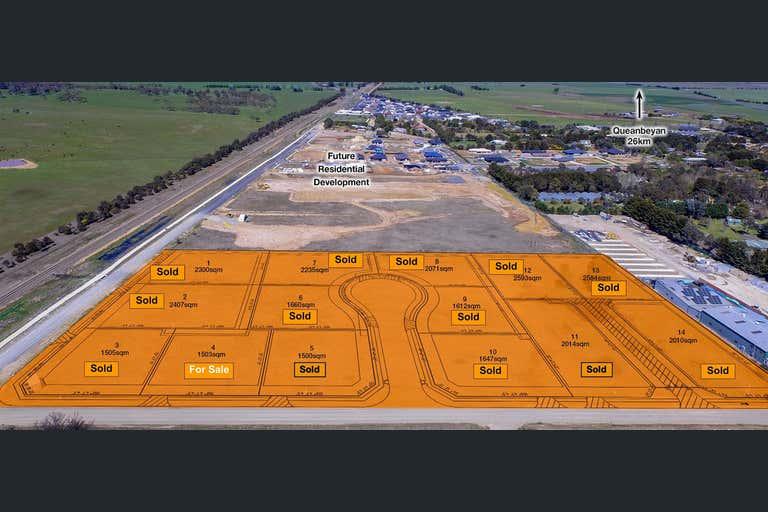 King Light Industrial Estate, 45 King Street Bungendore NSW 2621 - Image 1