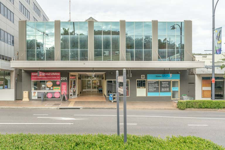 Suite 7 First Floor, 201 Mann Street Gosford NSW 2250 - Image 1