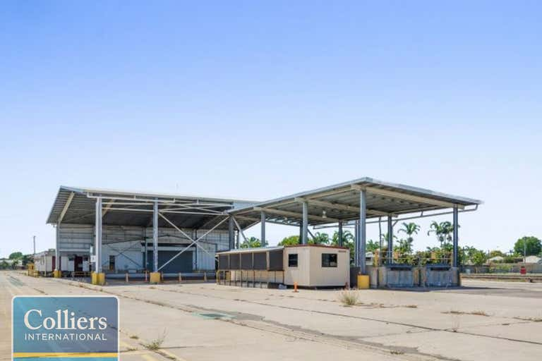 Former Aurizon Rail Yards, Freight Shed, 24 Rooney Street South Townsville QLD 4810 - Image 1