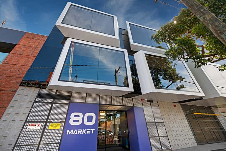 Level 1-816.5m2, 80 Market Street South Melbourne VIC 3205 - Image 1