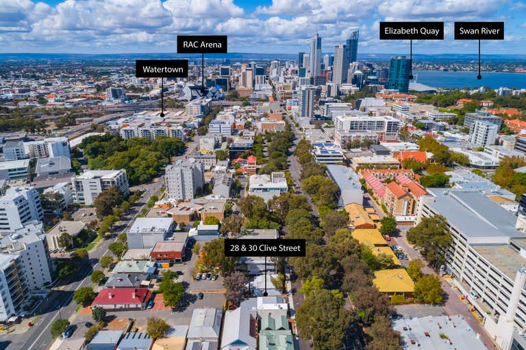 28 & 30 Clive Street West Perth WA 6005 - Image 1