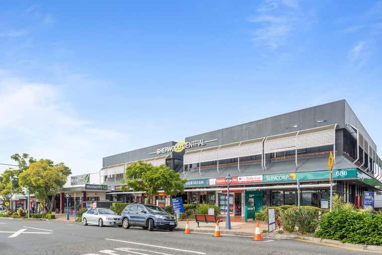 Sherwood Central, S03, 672-686 Sherwood Road Sherwood QLD 4075 - Image 2