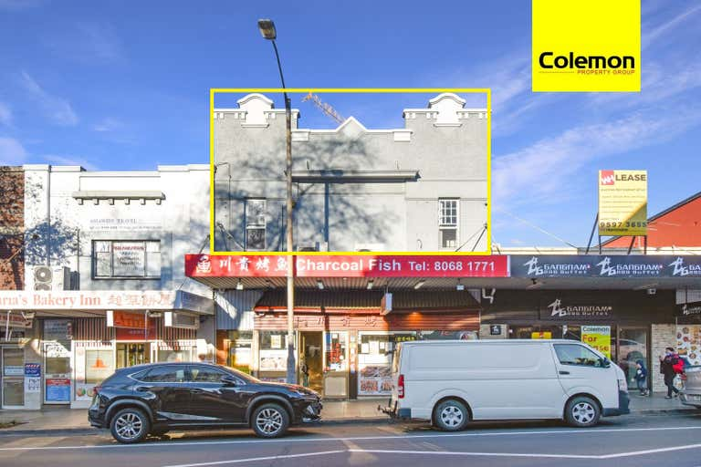 LEASED BY COLEMON PROPERTY GROUP, Suite 1 & 2, Lvl 1, 242 Burwood Road Burwood NSW 2134 - Image 2