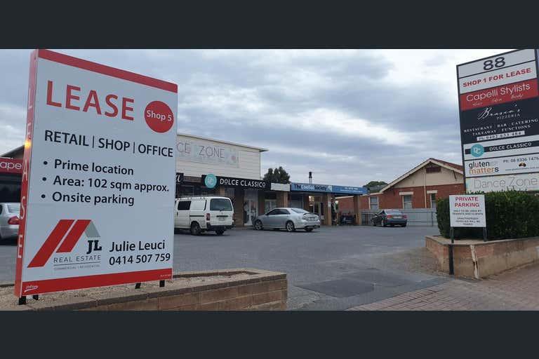 Shop 5, 88 Glynburn Road Hectorville SA 5073 - Image 1