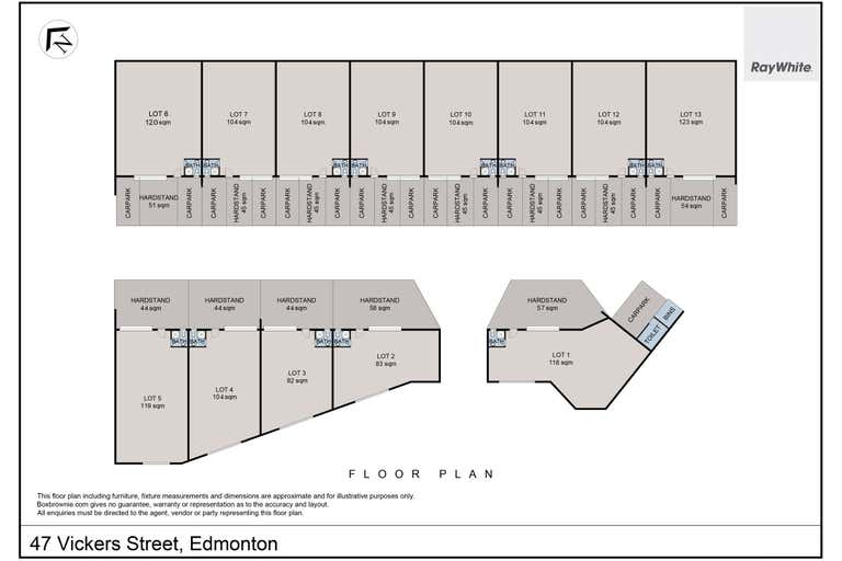 8&9/47 Vickers Street Edmonton QLD 4869 - Image 4