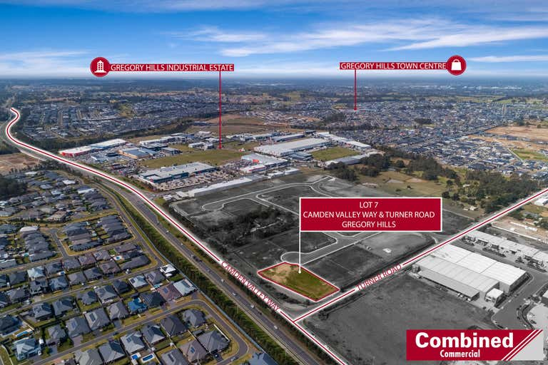 1/lot 7 Camden Valley Way & Turner Road Gregory Hills NSW 2557 - Image 1
