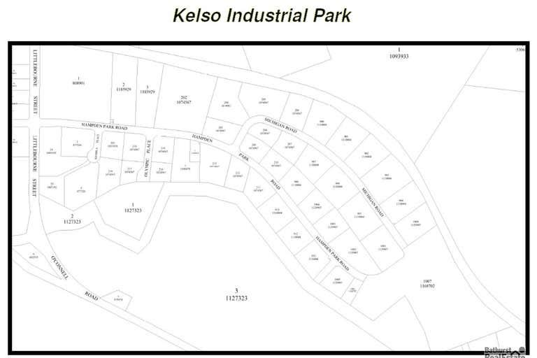 Lot 901 Michigan Road Kelso NSW 2795 - Image 1