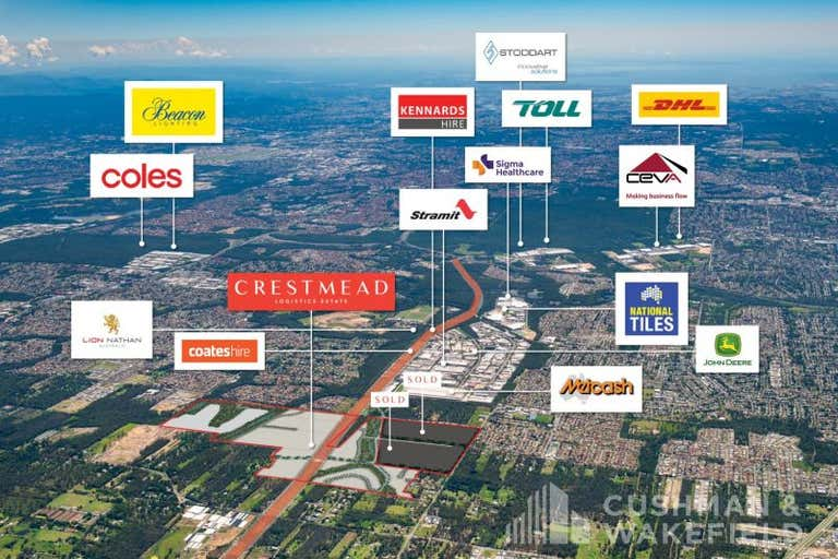 Lot 31 Crestmead Logistics Estate Crestmead QLD 4132 - Image 3