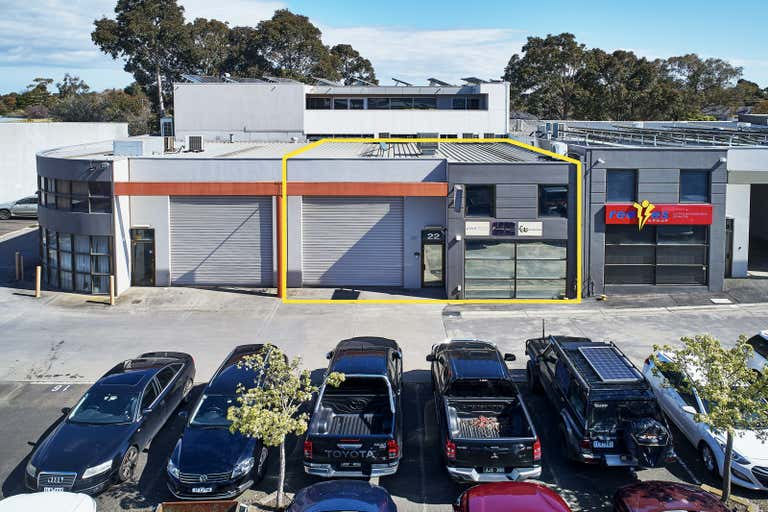 Factory, 22/756 Burwood Highway Ferntree Gully VIC 3156 - Image 2