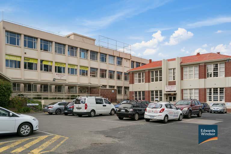Front tenancy, Level 2, Biggins Building, 63-69 Letitia Street North Hobart TAS 7000 - Image 2
