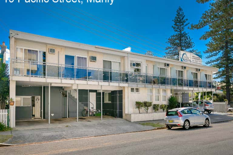 LEASED BY MICHAEL BURGIO 0430 344 700, 19 Pacific Street Manly NSW 2095 - Image 1