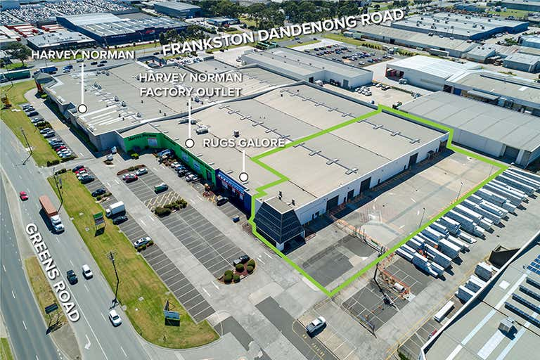 Leased Showroom Bulky Goods At 15 Greens Road Dandenong South Vic 3175 Realcommercial