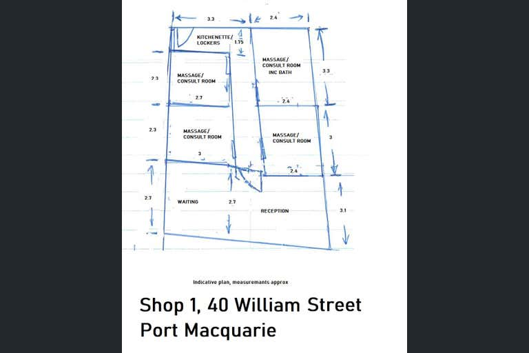 Shop 1, 40 William Street, Observatory Building Port Macquarie NSW 2444 - Image 4
