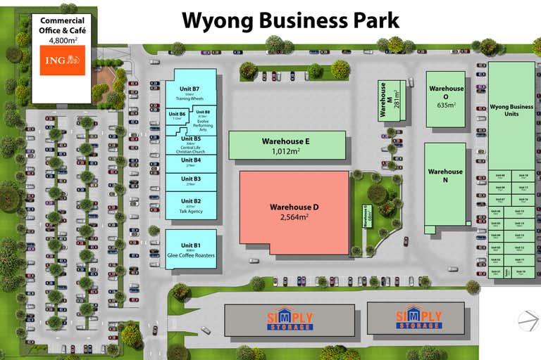 Bldg E - Wyong Business Park , 4 Dulmison Avenue Wyong NSW 2259 - Image 4