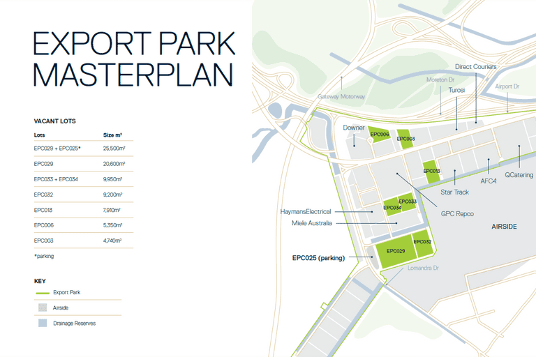 Brisbane Airport Export Park Development , 1 EXPORT PARK Brisbane Airport QLD 4008 - Image 4