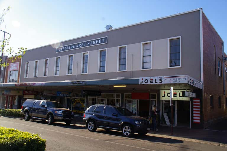 FF Suite 3, 217 Margaret Street Toowoomba City QLD 4350 - Image 1