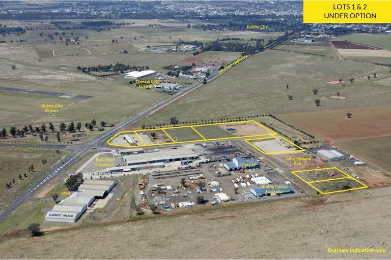 Pilon's Industrial Estate, Mitchell Highway Dubbo NSW 2830 - Image 1