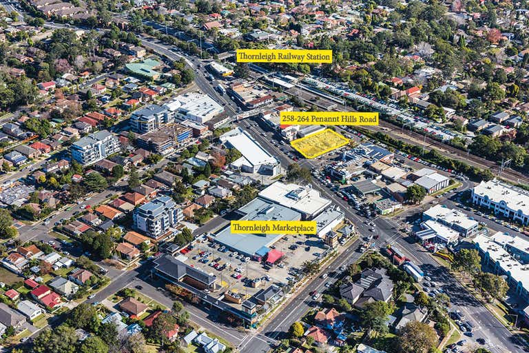 Retail 1,2,3 & 5/, 258-264 Pennant Hills Road Thornleigh NSW 2120 - Image 2