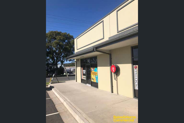 Units 11 & 12, 1A Blackbutt Road, Blackbutt Business Centre Port Macquarie NSW 2444 - Image 2