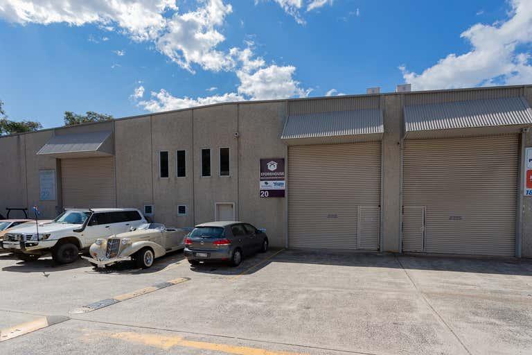 Leased - 20, 8 Victoria Avenue Castle Hill NSW 2154 - Image 1