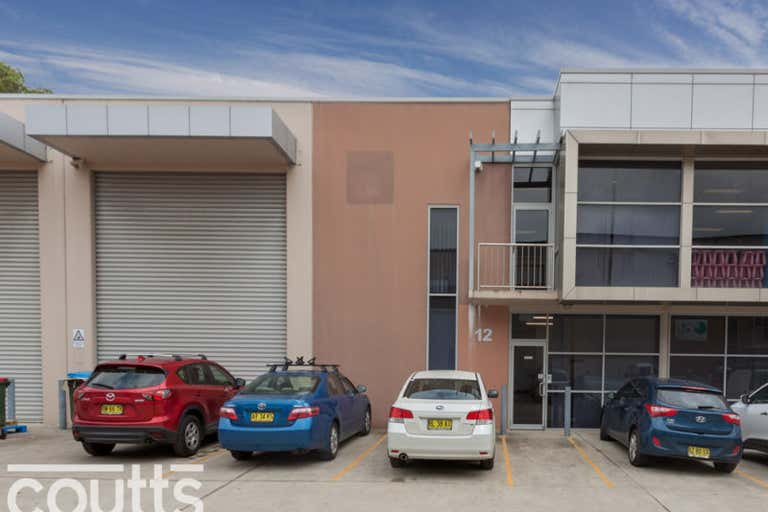 12 LEASED, 55 Newton Road Wetherill Park NSW 2164 - Image 1