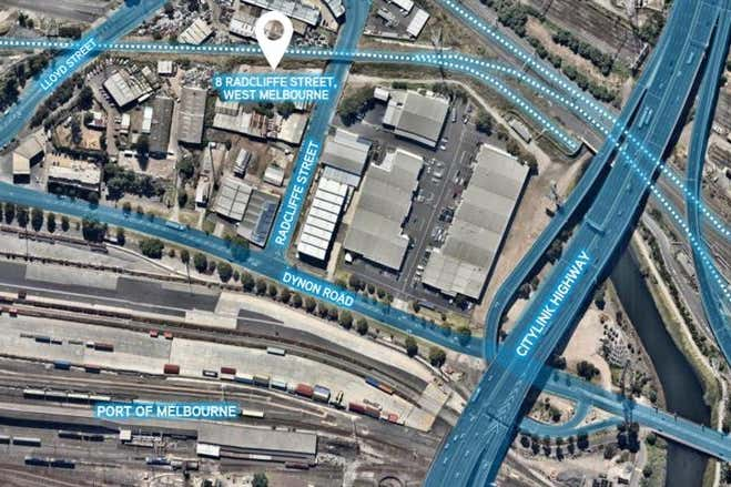 8 Radcliffe Street West Melbourne VIC 3003 - Image 1